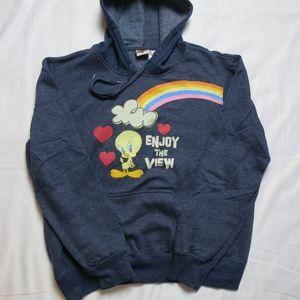 vintage tweety hoodie